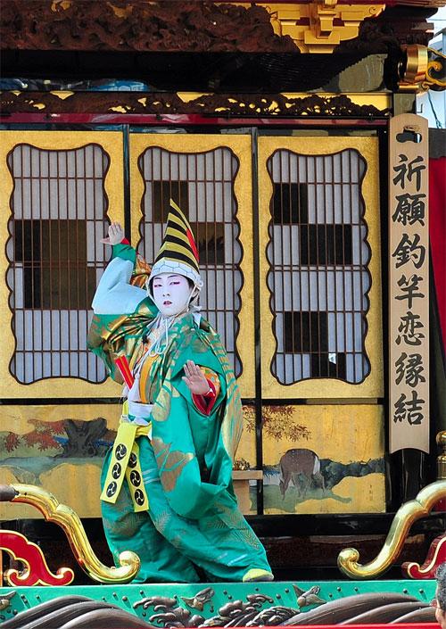 子供歌舞伎の始まり~