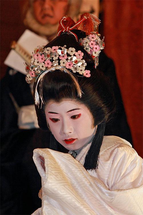薄幸の娘~桂姫