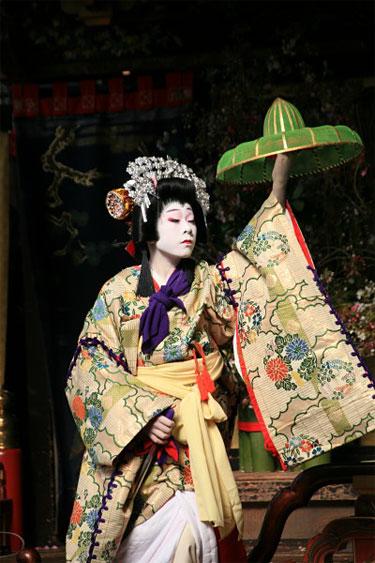 艶やか歌舞伎