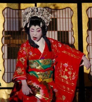 これぞ 日本の歌舞伎!