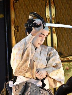 藤吉郎様の剣舞