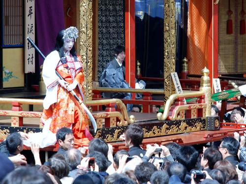 ミス 子供歌舞伎