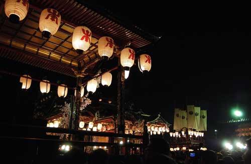 4番曳山、最後の歌舞伎