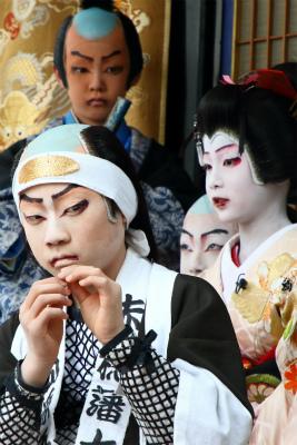 歌舞伎役者