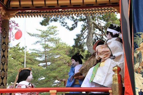日本晴の祭