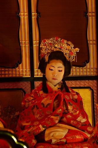 千秋楽の調姫