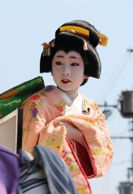 子ども歌舞伎の世界