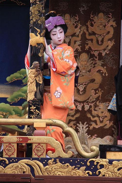日本一の花形役者