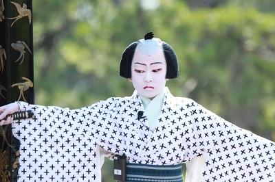 いよ!歌舞伎役者
